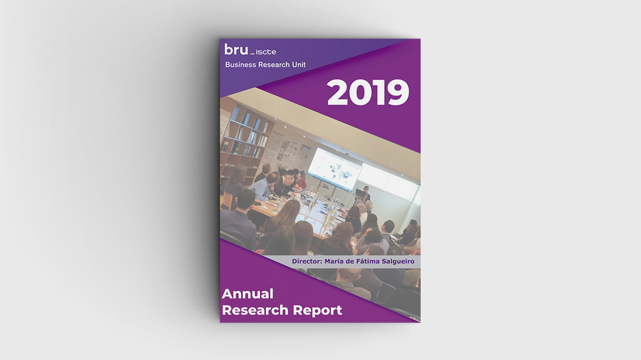 Annual Research Report 2019 Cover